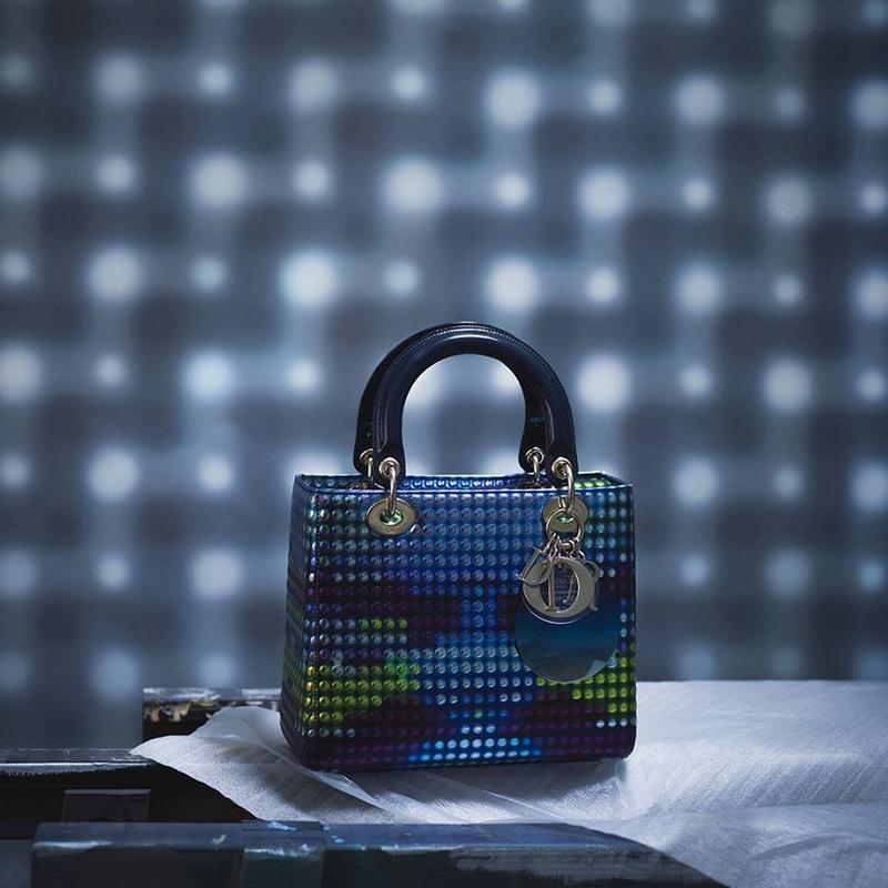 3rd Dior Lady Art bags 4