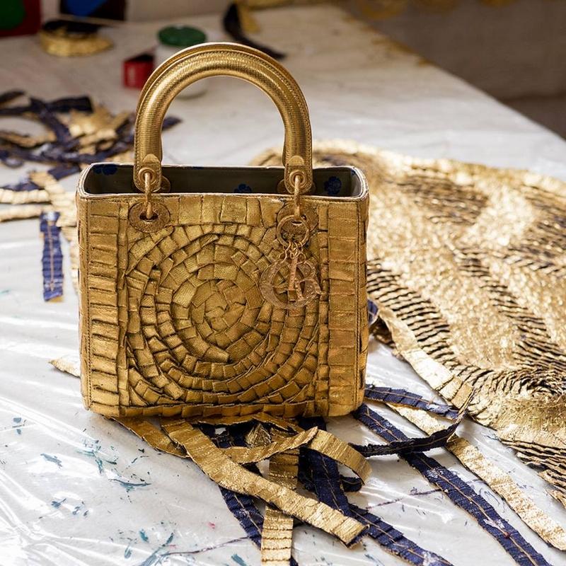 3rd Dior Lady Art bags 5