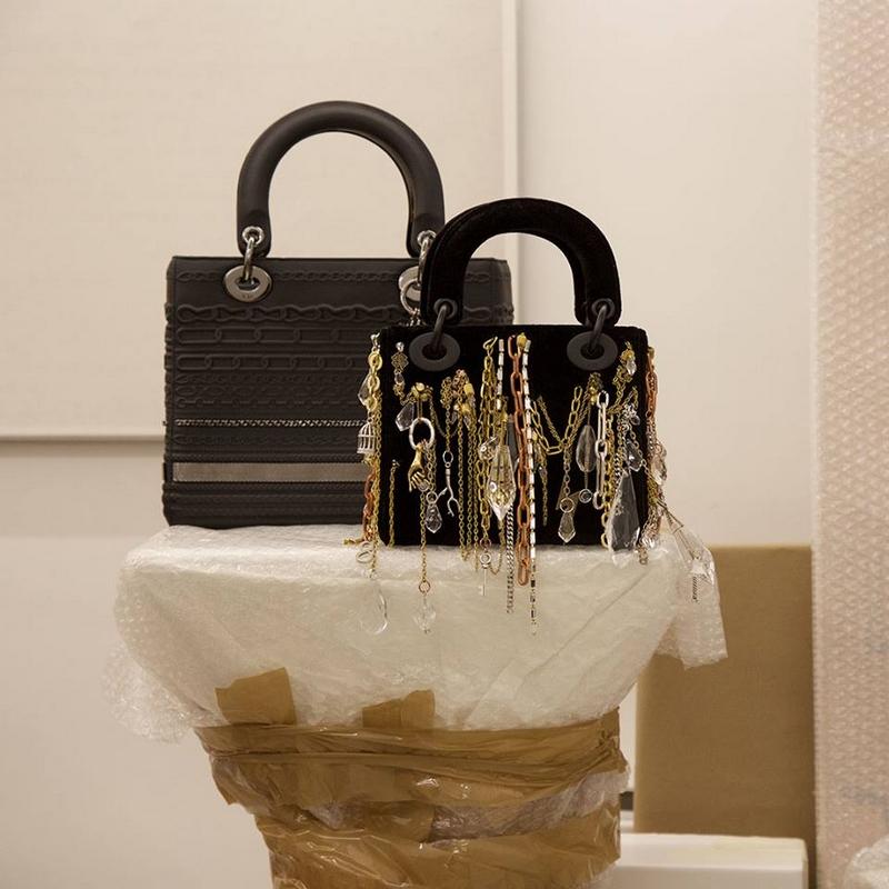 3rd Dior Lady Art bags 6