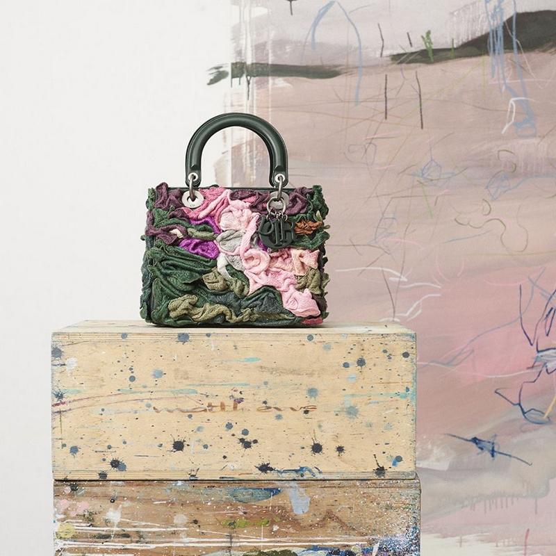 3rd Dior Lady Art bags 7