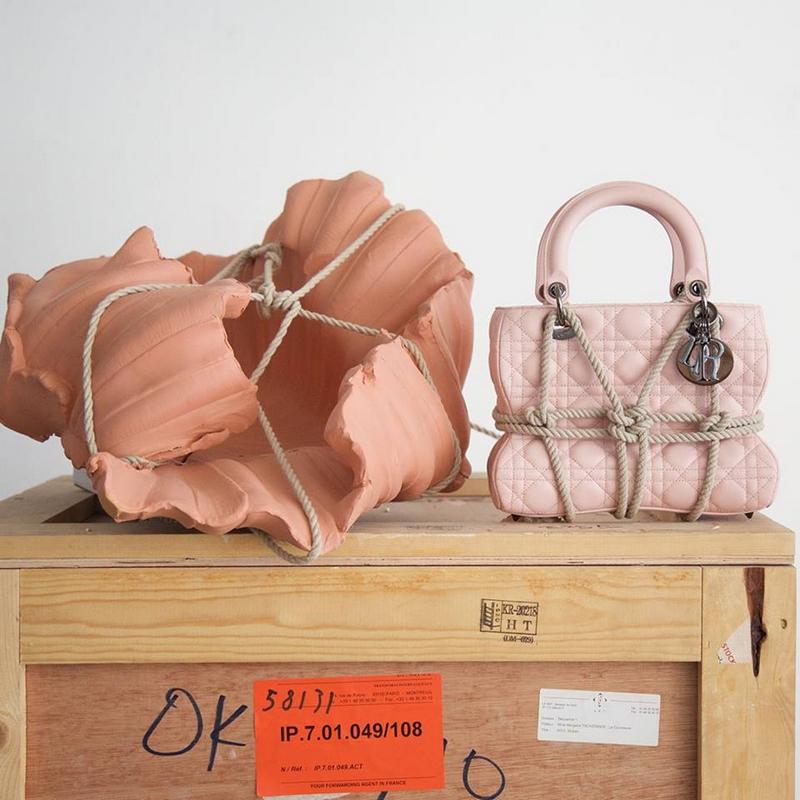 3rd Dior Lady Art bags 8