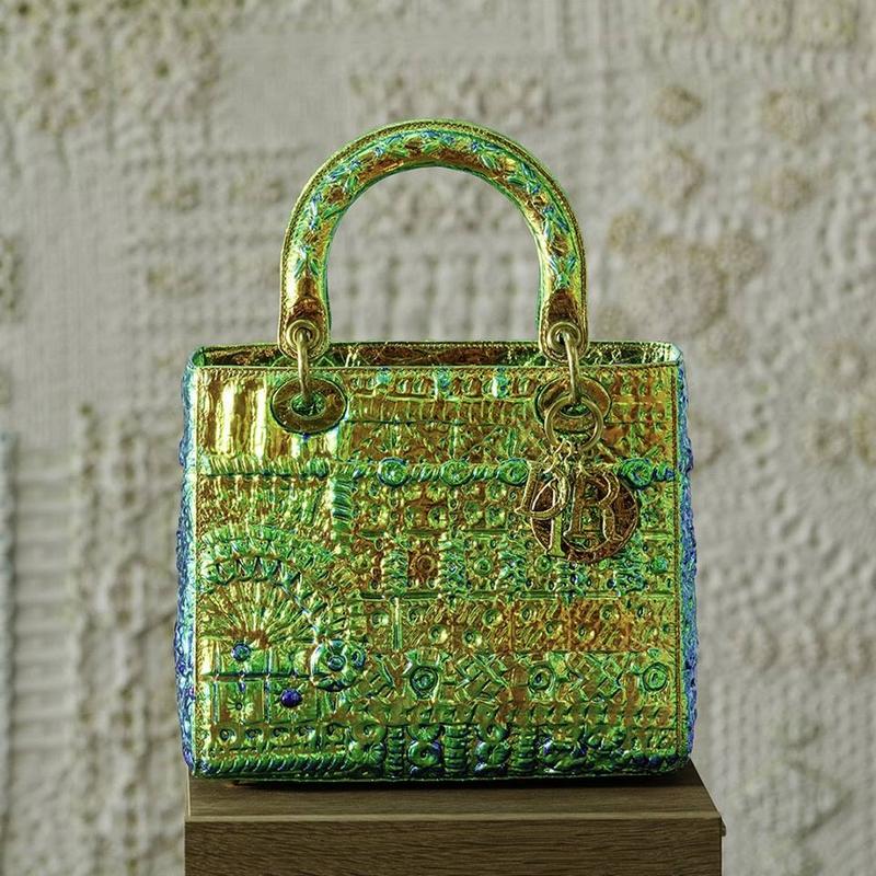 3rd Dior Lady Art bags1