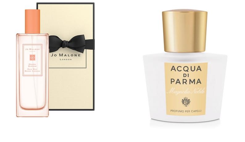 4 Acqua di Parma Magnolia Nobile Hair Mist x Jo Malone London Orange Blossom Hair Mist