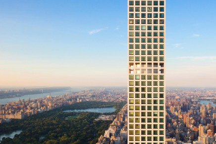 Super-tall, super-skinny, super-expensive: the 'pencil towers' of New York's super-rich