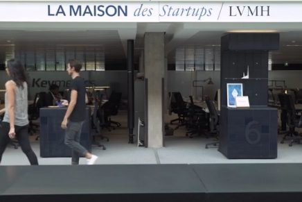 Constraints are what drive innovation: LVMH luxury group introduces 25 new startups from the world's largest startup campus