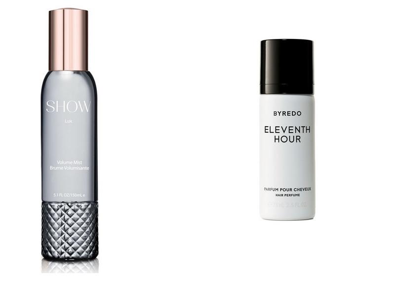 5 Byredo Eleventh Hour Hair Perfume x Show Beauty Lux Volume Mist