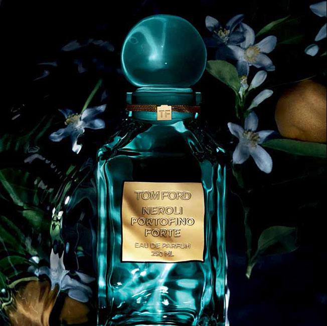 5 of the best designer aftershaves for spring - Tom Ford Neroli Portofino Forte