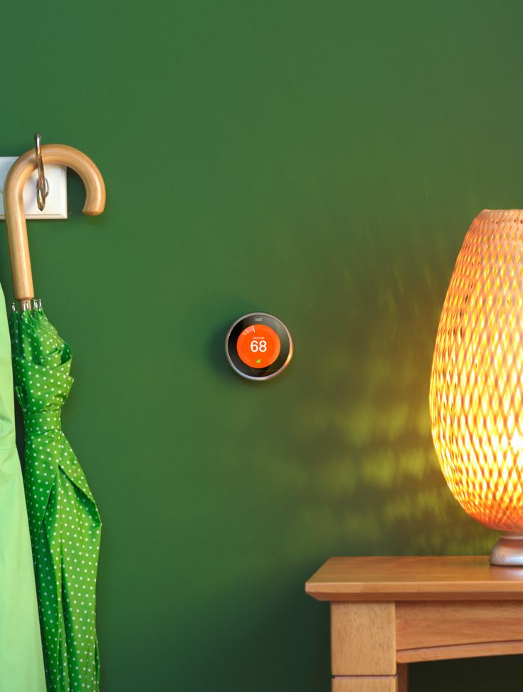 5 reasons you should upgrade to a smart thermostat - wall