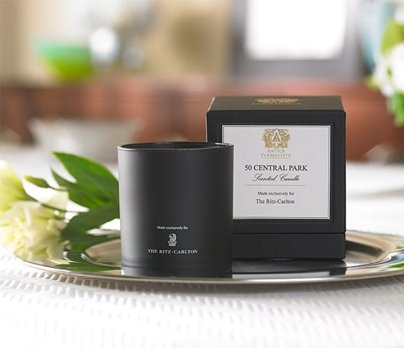 50 CENTRAL PARK CANDLE