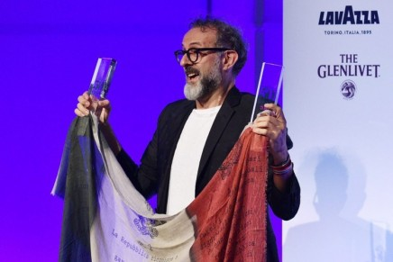 Massimo Bottura's Osteria Francescana – First Italian Restaurant to Rank Number 1  in the World