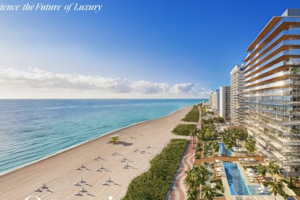 Arquitectonica debuts book and 57 Ocean luxury residences with over-the-top amenities