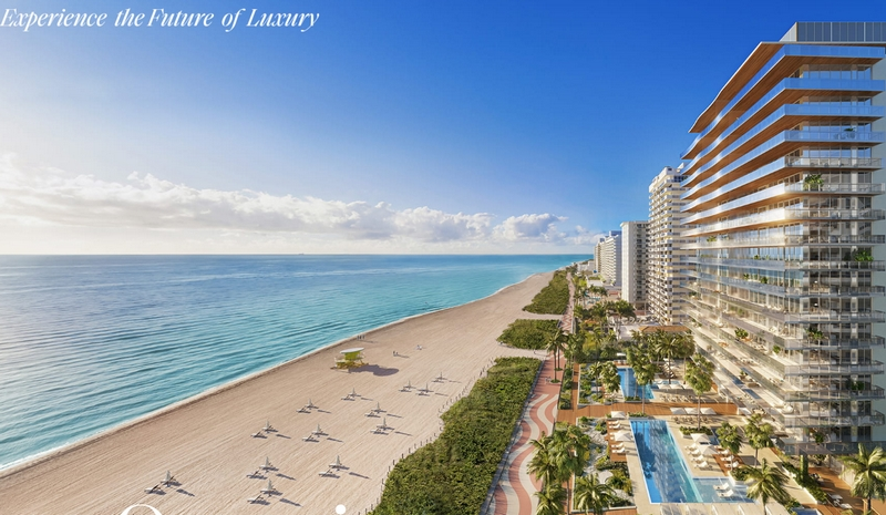 57 Ocean residences - experience the future of luxury