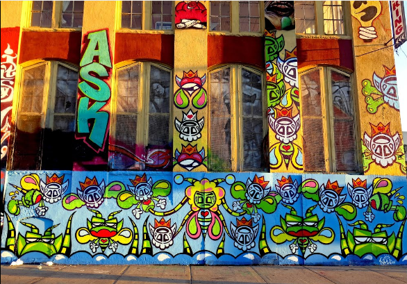 5Pointz in Google's Street Art Project