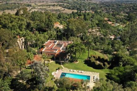 Former CNN Producer Wendy Walker's Rancho Santa Fe Estate at auction