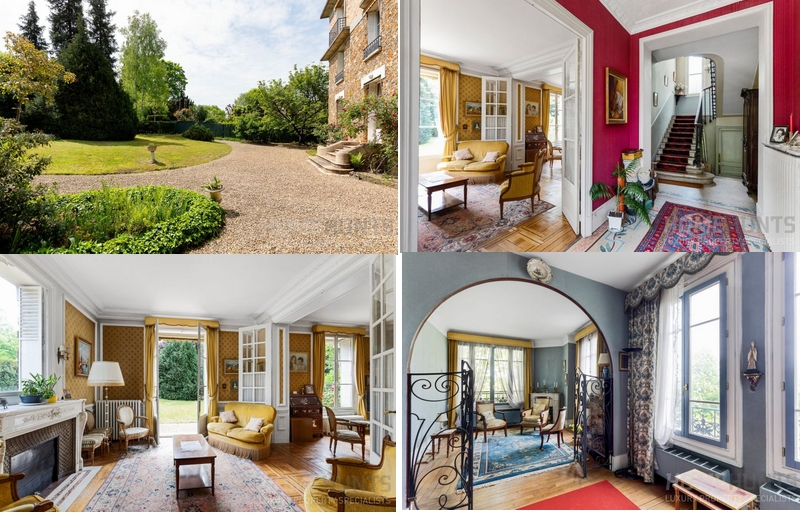 7 BEDROOM VILLA - HOUSE FOR SALE IN MEUDON