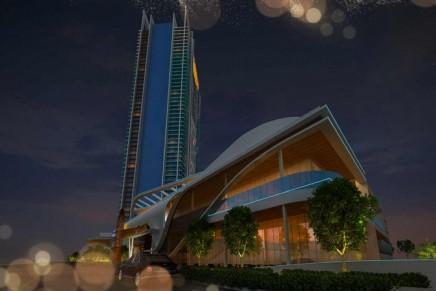 The first of its kind non-gaming 720 Suites Majestic Las Vegas Set to Break Ground in 2020