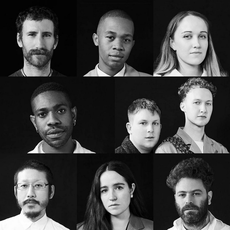 8 young designers competing for 2019 LVMH Prize to be held at the Fondation Louis Vuitton