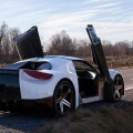 800 Horsepower Tomahawk electric car set for 2018 production-