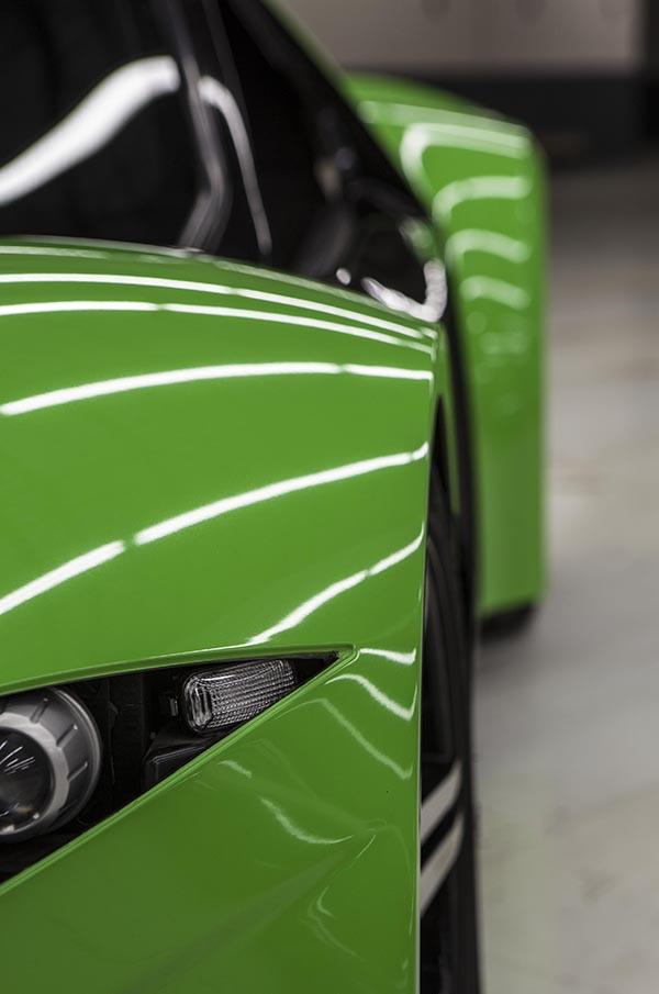 800 Horsepower Tomahawk electric car set for 2018 production