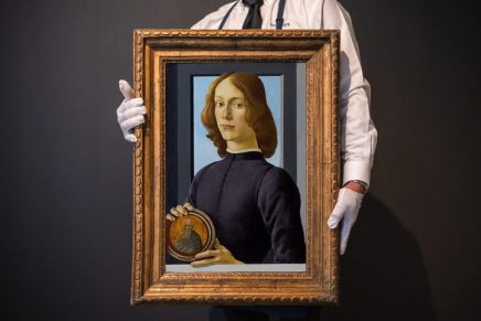 'True beauty for the ages': $80m Botticelli to appear at auction