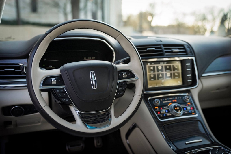 80th Anniversary Lincoln Continental Coach Door Edition car