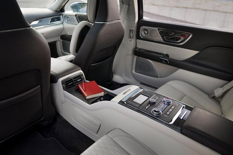 80th Anniversary Lincoln Continental Coach Door Edition