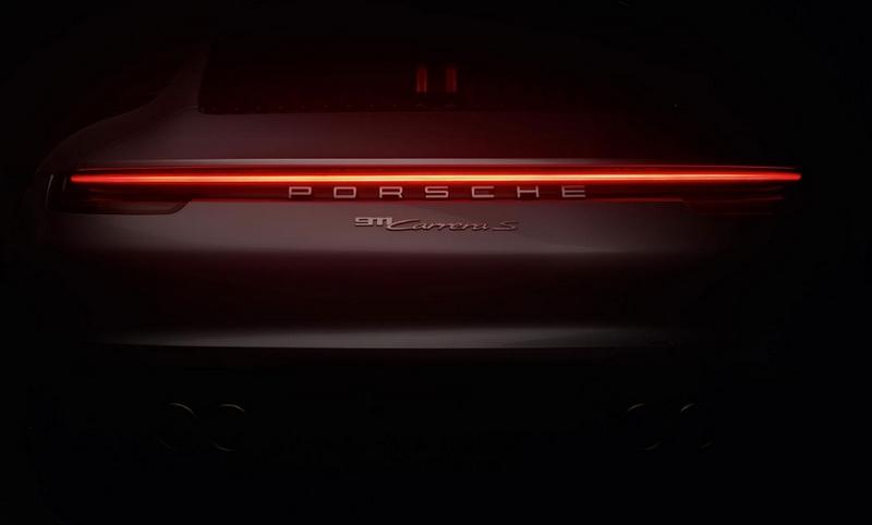 911 Carrera 4S (992), 2018, Porsche AG-01