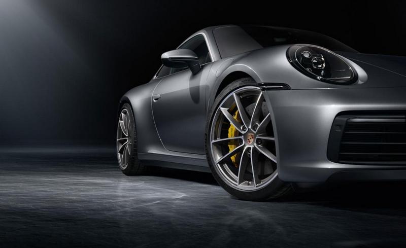 911 Carrera 4S (992), 2018, Porsche AG-02