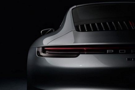 The 8th generation of the Porsche 911 is even more emotional and more efficient