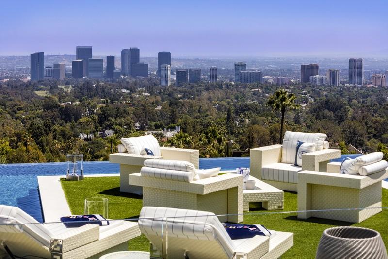 924 Bel Air Road California-270-degree unobstructed views