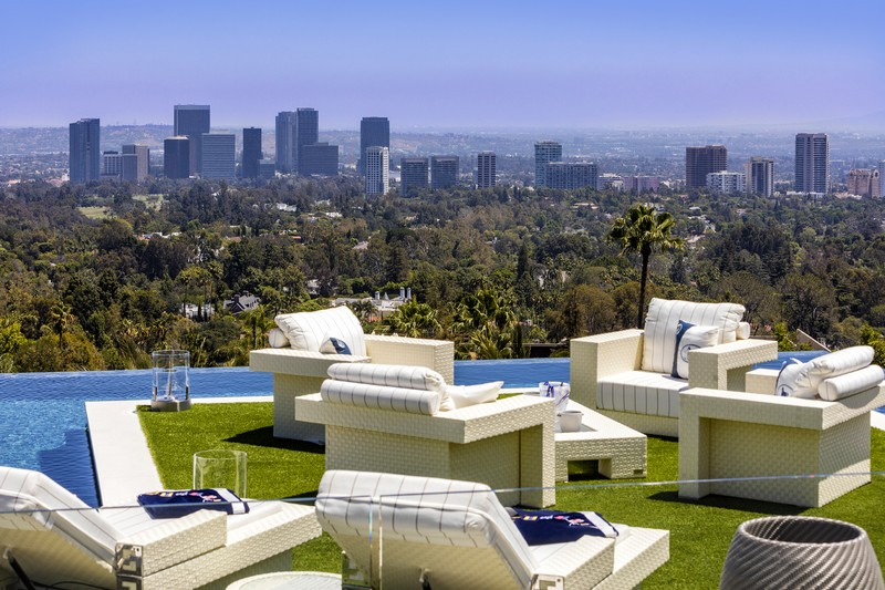924 Bel Air Road California-270-degree unobstructed views