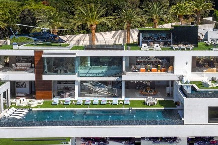 This $250 million home was curated for the ultimate billionaire