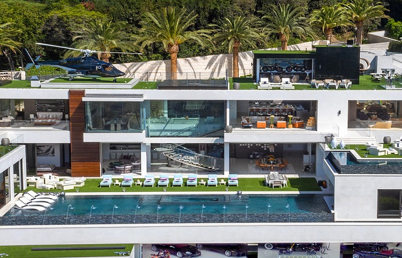 924 Bel Air Road is boasting an astonishing array of curated amenities