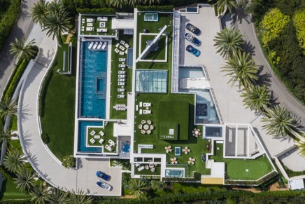 Now Listed for Sale at $150 Million, The Most Expensive Home in the U.S. is Back on the Market