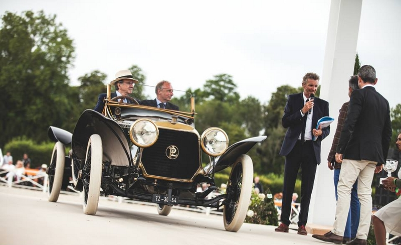 A Concours d'Etat for the classic car collectors. The jury honors the greatest of The Most Beautiful Cars in the World in each of the class and then elects 'The Best of Show'