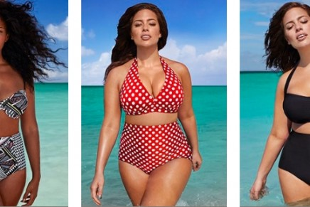 A High Waisted Bikini Will Give You That 50s Pinup Look You Want