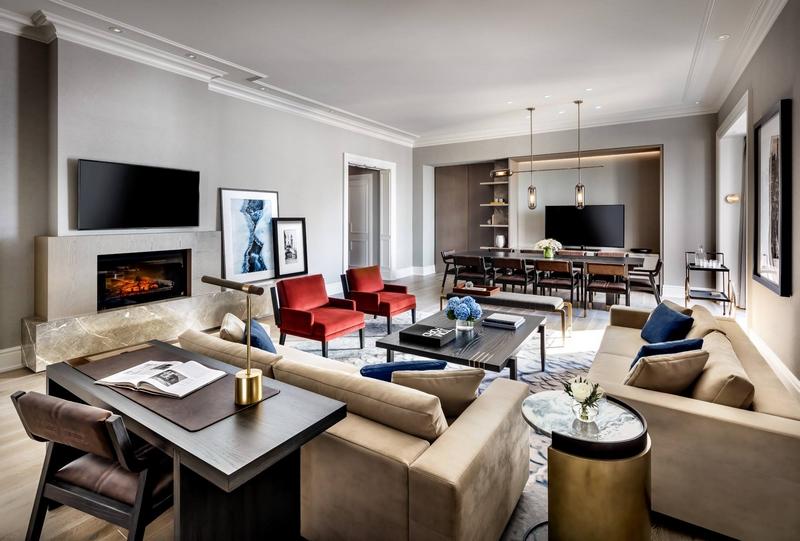 A New Era of Glamour - John Jacob Astor Suite-2018-St Regis Toronto