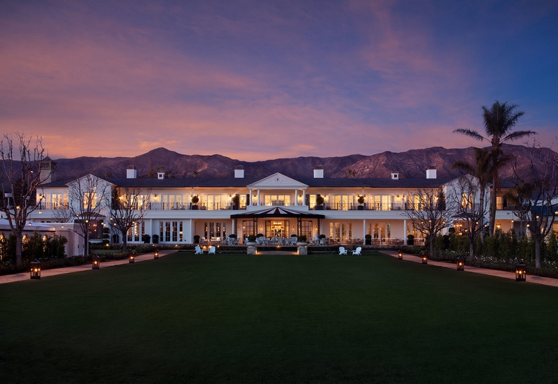 A New Oceanfront Oasis in Montecito - Manor House