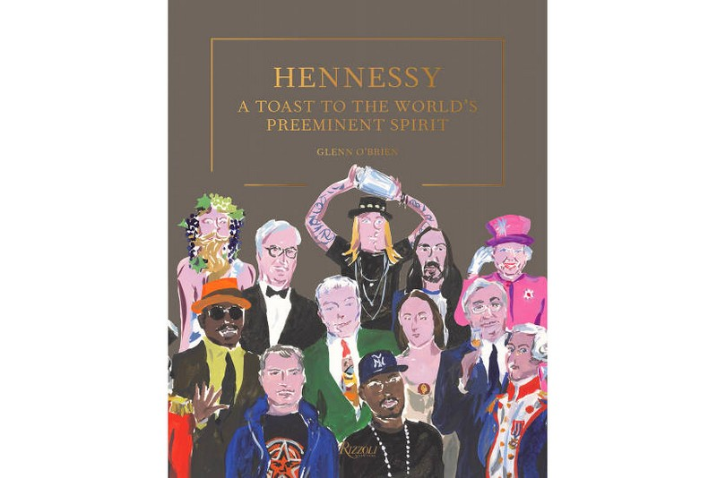 A Toast to the World's Preeminent Spirit, an entertaining book on the Hennessy saga