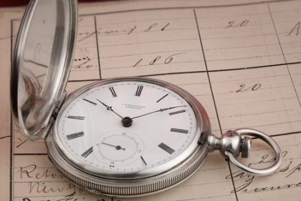 Longines collector discovered the oldest Longines watch known to date