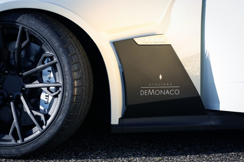 A distinguished partnership between Prato Automobiles & Ateliers deMonaco--