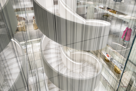 A Look Inside Barneys New York New Downtown Flagship Store