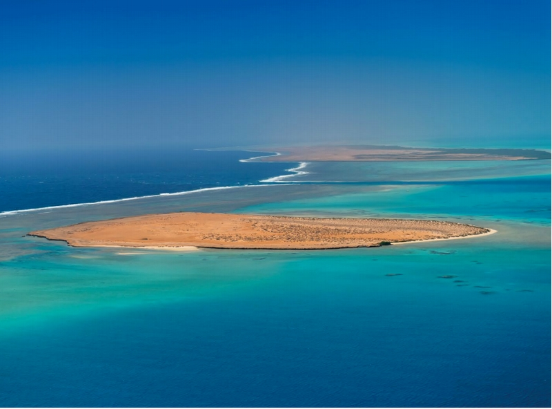 A new Vision for Saudi Arabia - Red Sea Project Brochure-