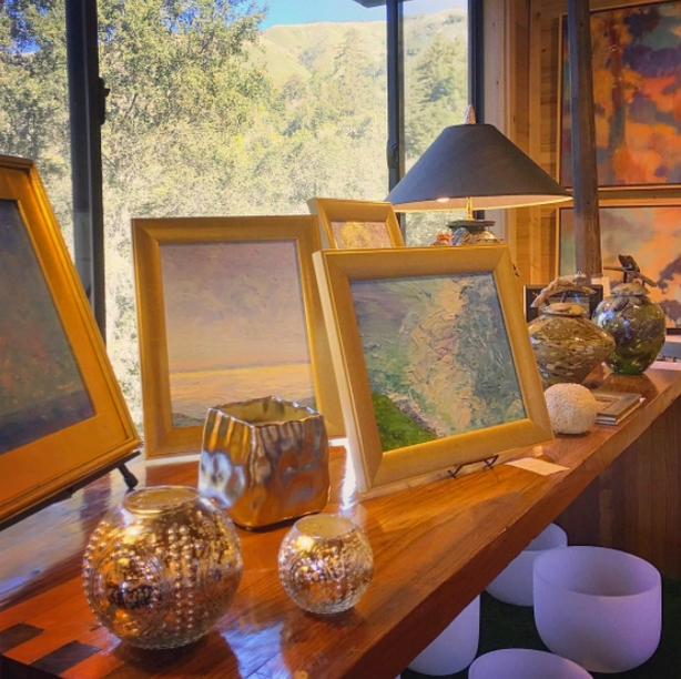 A peek into the beautiful and tranquil Ventana Gallery