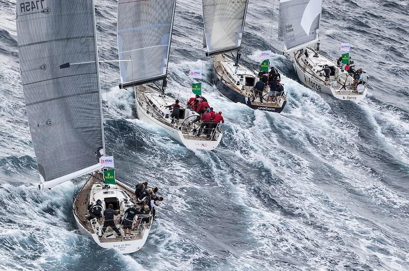 A serious fleet