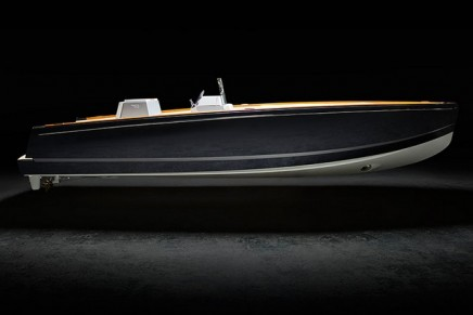 Meet the world's first fully electric luxury yacht