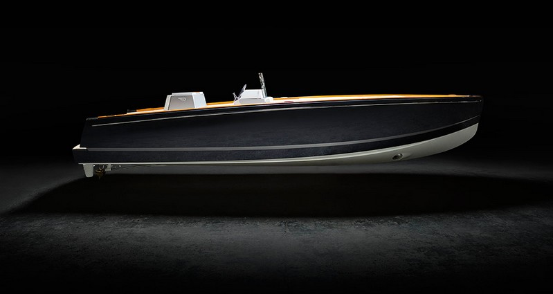 A silent driving experience with zero emissions is at the heart of the world's first fully electric luxury yacht