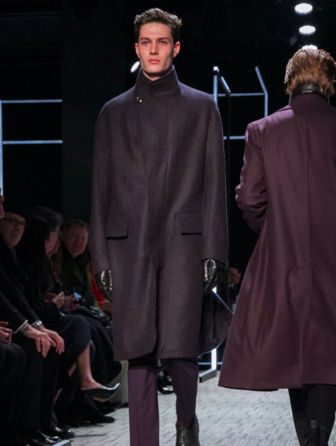 A special line-up of Cerruti 1881 coats and jackets