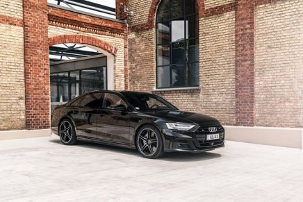 Athlete in a suit: ABT Sportsline upgrades the new Audi S8