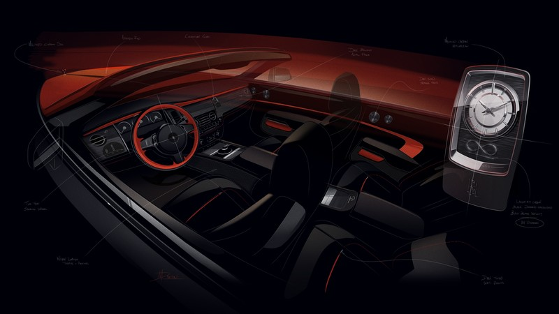 ADAMAS COLLECTION TAKES ROLLS-ROYCE BLACK BADGE FURTHER INTO DARKNESS